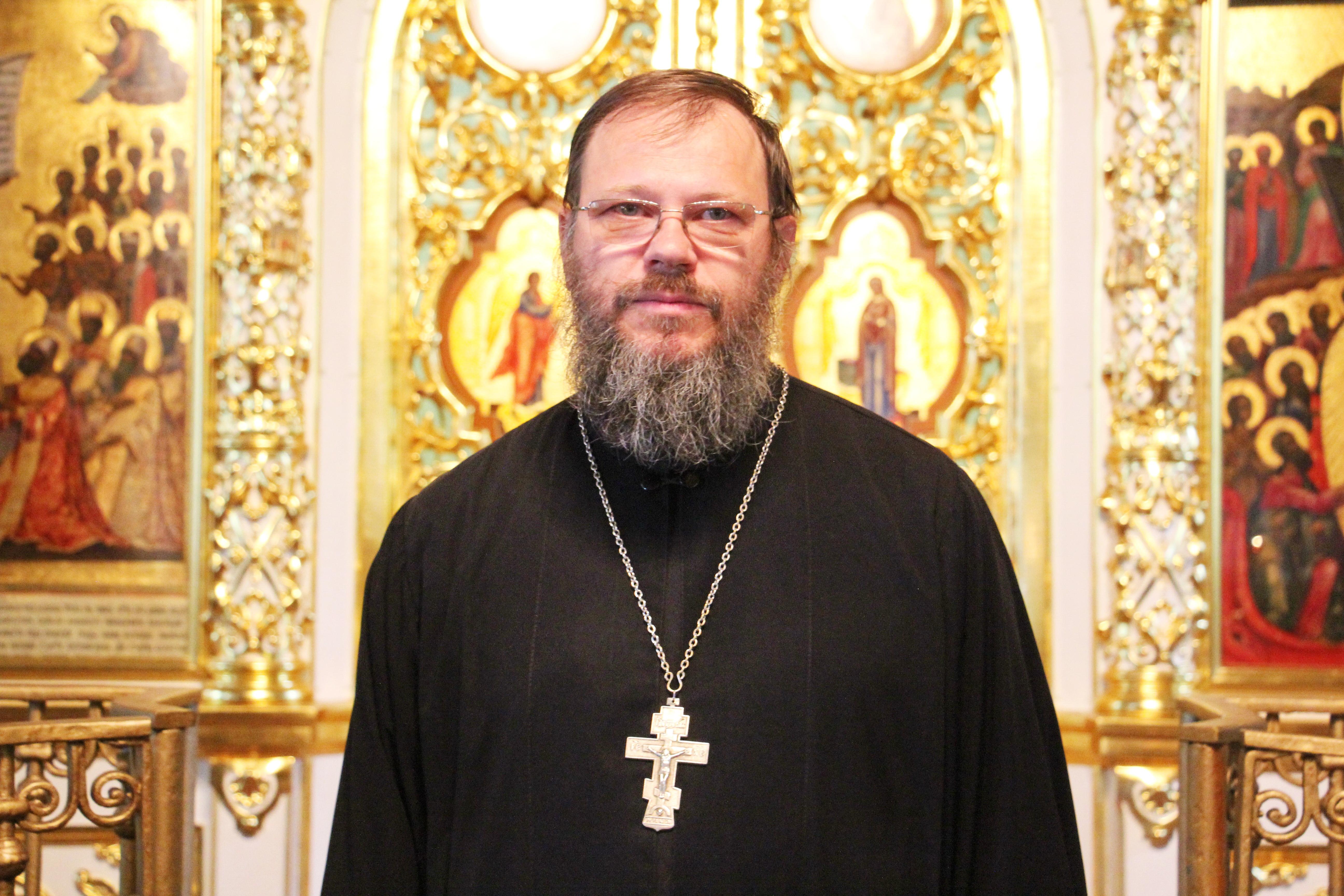 Священник, Сергий Александрович Генченков
