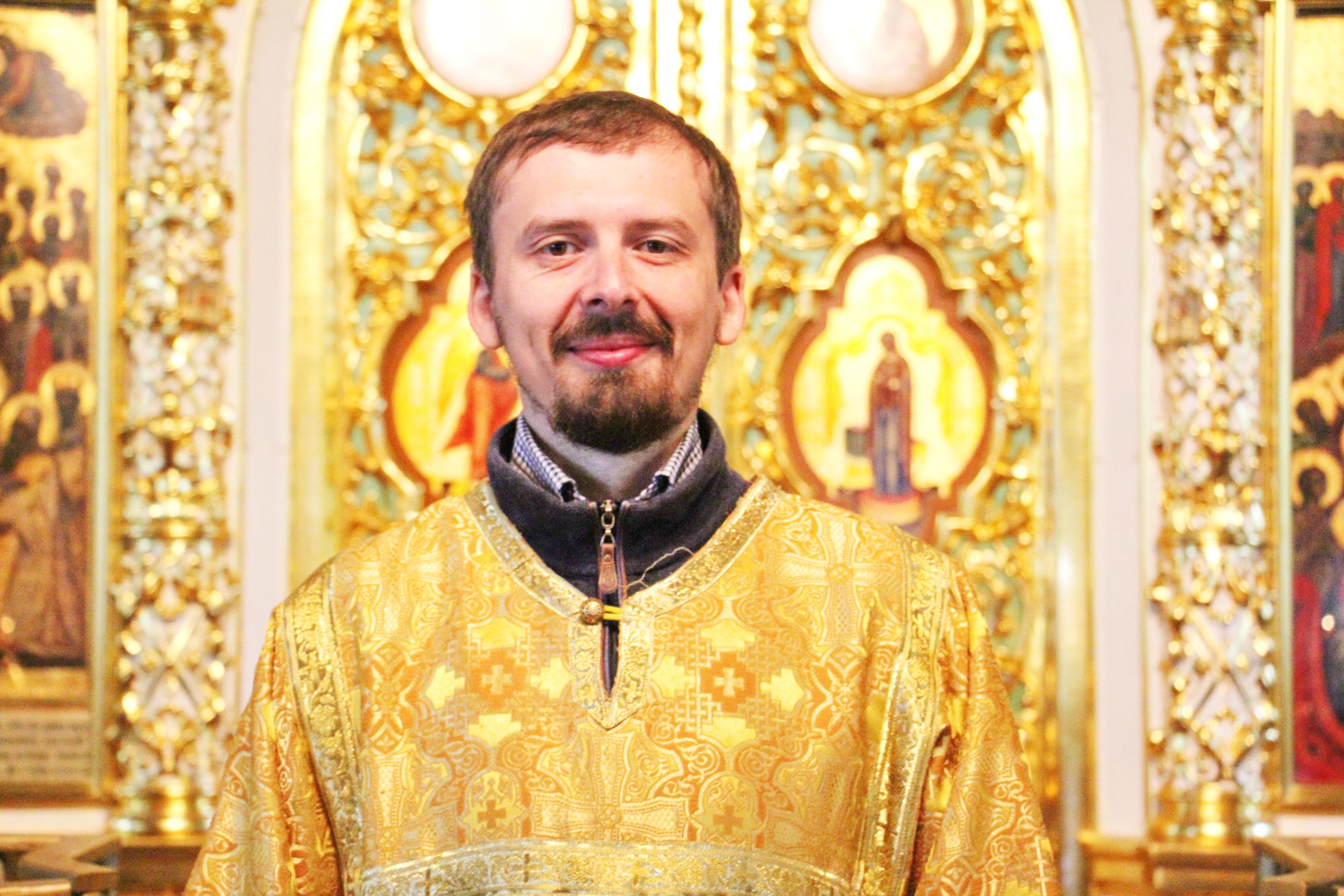 Иоанн Викторович Чакин